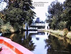 19 Draycott Swing Bridge 1976 (sdesmond2) Tags: bcn draycottbirminghamandfazeley