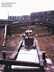 09 Aston Junction and Lock 14 1975 (sdesmond2) Tags: bcn astonbirminghamandfazeley
