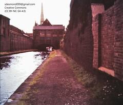 01 Broad St Bridge 1970 (sdesmond2) Tags: bcn farmersbridge