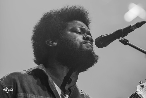 Michael Kiwanuka - Pohoda Festival 2019