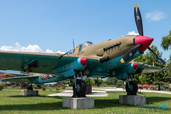 Il-2 Shturmovik (Sam Wise) Tags: air aircraft bulgaria ilyushin aviation museum shturmovik il2 krumovo bulgarian plovdiv force sturmovik preservation