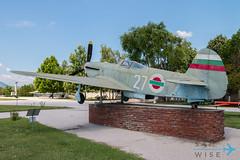 Yak-9U (Sam Wise) Tags: air aircraft bulgaria aviation museum yak krumovo bulgarian plovdiv force yak9 preservation