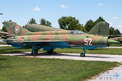 MiG-21 Fishbed (Sam Wise) Tags: mikoyan aircraft plovdiv force air mig21 fishbed bulgaria aviation preservation jet gurevich mig bulgarian fighter museum krumovo