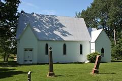 Holy Trinity Anglican Church (Craigford) Tags: middleton novascotia canada church cemetery