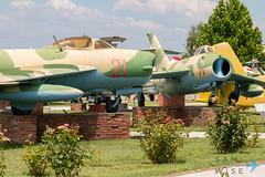 MiG-17 Frescos (Sam Wise) Tags: air bulgarian aircraft bulgaria fighter aviation museum jet mig krumovo fresco plovdiv force mi17 preservation