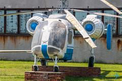 Ka-26 Hoodlum (Sam Wise) Tags: air hoodlum aircraft bulgaria aviation museum helicopter ka26 krumovo bulgarian plovdiv force kamov preservation