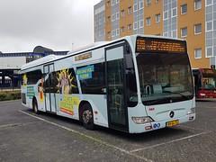 NLD Qbuzz 3297 ● Groningen Busstation (Roderik-D) Tags: qbuzz31003301 2009 dieselbus euro5 mercedesbenz citaro2 o530ü savas bege überlandbus streekbus 2axle 2doors ivu gorba groningenstation bxgl72 3297 zomerbroezzn
