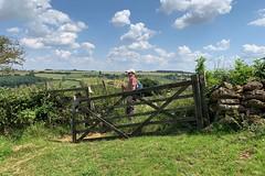 24 admiring the view (Margaret Stranks) Tags: winchcombearea gloucestershire