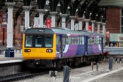 142067-DT-29052019-1 (RailwayScene) Tags: class142 142067 arriva northern pacer leyland railbus darlington