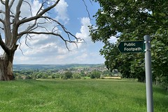 06 view of Winchcombe (Margaret Stranks) Tags: winchcombearea gloucestershire