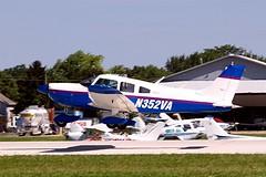 N352VA   Piper PA-28-181 Archer II [28-7690224] Oshkosh-Wittman Regional~N 30/07/2008 (raybarber2) Tags: 287690224 airportdata cn287690224 filed flickr kosh n352va planebase raybarber single usacivil