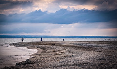 Family (Ula P) Tags: hel peninsula poland beach people sea clouds sony sonyalpha sky summer family
