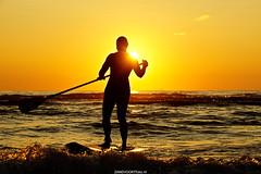 DSC04606 (ZANDVOORTfoto.nl) Tags: sunset beach zon zonsondergang strand strandleven beachlige netherlands coast kust aan zee watersports suppen supsurf supboad supping supper dutch northsea noordzee zonnig silhouette sunsetsilhouettte surf surfing surfeer