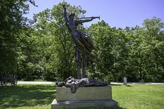 Tennessee Memorial (dcnelson1898) Tags: gettysburg pennsylvania civilwar militaryhistory america usa unitedstates nationalpark gettysburgnationalmilitarypark nps memorial battle park
