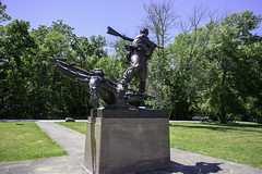 Mississippi Memorial (dcnelson1898) Tags: gettysburg pennsylvania civilwar militaryhistory america usa unitedstates nationalpark gettysburgnationalmilitarypark nps memorial battle park