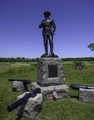 General Buford Monument (dcnelson1898) Tags: gettysburg pennsylvania civilwar militaryhistory america usa unitedstates nationalpark gettysburgnationalmilitarypark nps memorial battle park