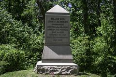 Major General John F. Reynolds Monument (dcnelson1898) Tags: gettysburg pennsylvania civilwar militaryhistory america usa unitedstates nationalpark gettysburgnationalmilitarypark nps memorial battle park