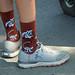Lemur Socks