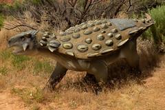 Come Rub My Spikes (Ken Krach Photography) Tags: utah dinosaur