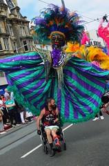 Carnival 2019 66 (byronv2) Tags: edinburgh edimbourg scotland princesstreet newtown carnival edinburghjazzbluesfestival edinburghjazzbluesfestival2019 peoplewatching candid street costume festival parade man