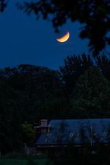 Partial Lunar Eclipse 02 (nickcoates74) Tags: lunareclipse partiallunareclipse eclipse moon sony a6300 ilce6300 eccleston chorley lancashire night bluehour 55210mm 55mm210mm e55210mmf4563oss sel55210