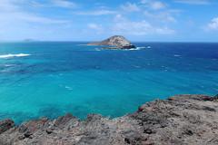 east side offshore islets (heartinhawaii) Tags: rabbitisland makapuu makapuulookout eastoahu oahu waimanalo hawaii offshoreislands landscape seascape nature canong9xm2 canong9xmii