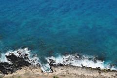 Waianae coast from above 1 (heartinhawaii) Tags: waianaeocoast fromabove maili puuohulu mailipillboxhike view viewfrom pillboxhike waianaepillbox westsidepillbox waianae oahu hike hiking westoahu hawaii nikond3300