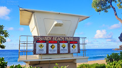 Sandy Beach Park Lifeguard Stand - Oahu, Hawaii (J.L. Ramsaur Photography) Tags: ocean sea beach sand waves bluewater bluesky pacificocean hdr sandybeach lifeguardstand beautifulsky ilovethebeach photomatix deepbluesky bracketed hdrphotomatix hdrimaging sandybeachpark hdraddicted blueoceanwater hdrvillage worldhdr hdrrighthererightnow hdrworlds wherethemapturnsblue sandybeachparklifeguardstand sign photography hawaii photo nikon pic photograph signage 25thanniversary warningsigns 2019 hawaiianislands signssigns signcity oahuhi honolulucounty islandphotography beachsigns ibeauty screamofthephotographer islandsofhawaii beachsignage jlrphotography photographyforgod iseeasign it'sasign d7200 engineerswithcameras jlramsaurphotography nikond7200 oahu 25years oahuhawaii anniversarytrip thegatheringplace tennesseephotographer bucketlisttrip 3rdlargesthawaiianisland 20thlargestislandintheunitedstates therainbowstate