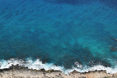 Waianae coast from above 3 (heartinhawaii) Tags: waianaeocoast fromabove maili puuohulu mailipillboxhike view viewfrom pillboxhike waianaepillbox westsidepillbox waianae oahu hike hiking westoahu hawaii nikond3300
