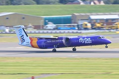 G-PRPE ~ 2019-07-16 @ BHX (5) (www.EGBE.info) Tags: gprpe birminghamairport bhx egbb aircraftpix generalaviation aircraftpictures airplanephotos airplane airplanepictures cvtwings aviation davelenton httpwwwegbeinfo planespotting 17072019 dehavilland dhc8 flybe
