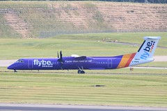 G-PRPE ~ 2019-07-16 @ BHX (1) (www.EGBE.info) Tags: gprpe birminghamairport bhx egbb aircraftpix generalaviation aircraftpictures airplanephotos airplane airplanepictures cvtwings aviation davelenton httpwwwegbeinfo planespotting 17072019 dehavilland dhc8 flybe