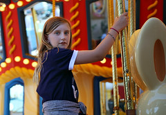 Portrait On Merry Go Round 0937 (casch52) Tags: fun carousel ride girl amusement park entertainment happy carnival merrygoround child people childhood joy happiness leisure cute fair little recreation horse holiday kid roundabout merry round enjoyment person activity smiling vector speed summer youth play family motion colorful young outdoor disney disneyland