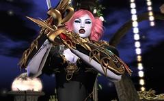 The Warrior (beccaprender) Tags: catwa catya bento maitreya lara magika lumae fantasy elf zenith