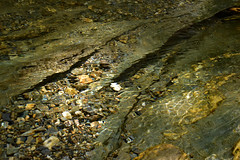 River Terraces (Dionepsoc) Tags: stowe vermont river terraces water ripples stones rocks pebbles