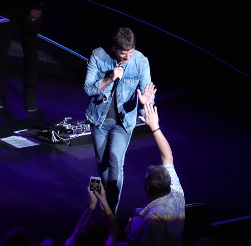 Rob Thomas fan photo
