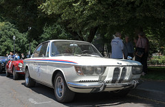 BMW CS 2000 (faasdant) Tags: 2019 scm 1000 mile tour pacific northwest sports car market magazine portland oregon classic