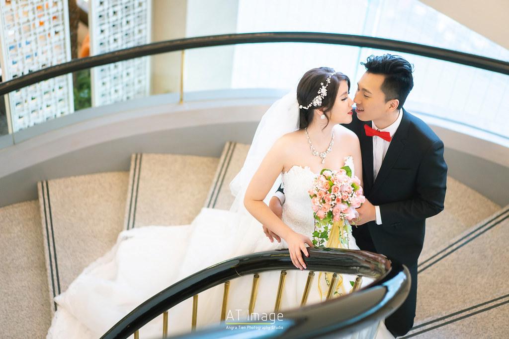<婚攝> 詠祥 & 琪珮 / 晶華酒店