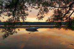 Glimmerglass Sunset