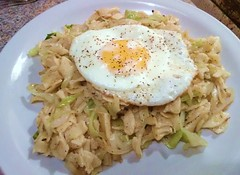 6-13. Halušky (TajPix) Tags: vegetarian recipe meal food noodles eggs cabbage