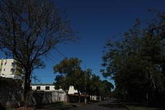 (Observer ☼☼) Tags: céu azul cielo blue sky southern brazil nature natureza sul brasil inverno winter clear limpo windy ventoso frio cold rua street