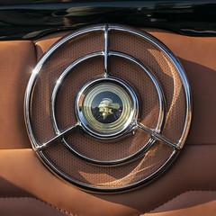 All Pontiac custom (GmanViz) Tags: gmanviz color car automobile vehicle detail goodguysppgnationals sonya6000 1932 pontiac coupe custom streetrod badge crest chrome trunk
