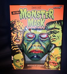Frankenstein Super7 Retro Monster Mask NYC 5980 (Brechtbug) Tags: frankenstein super7 halloween semi vintage mask universal studios ben cooper collegeville halco ghoulsville retro newspaper sunday funnies comics holiday costume americana america freedom justice super hero spooky jumbo size sized giant fun house 2019 retroagogo vactastic 07162019 son frankie july 7 seven