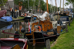 Edam (Julysha) Tags: edam boats july thenetherlands noordholland canal evening acr 2019 summer sigma241054art d850