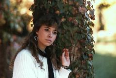 De archivo, año 1985 (mavricich) Tags: retrato retro archivo chica color leica iiif summicron film