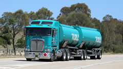 Highway TOLLS (1 of 4) (Jungle Jack Movements (ferroequinologist) all righ) Tags: mercedes benz actros kenworth k200 volvo fh16 toll holdings manton yass nsw new south wales australia hume highway ajm viridian hp horsepower big rig haul haulage freight cabover trucker drive transport carry delivery bulk lorry hgv wagon road nose tri quad double axle semi trailer deliver cargo interstate articulated vehicle load freighter ship move roll motor engine power teamster truck tractor prime mover diesel injected driver cab cabin loud rumble beast wheel exhaust b grunt