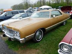 1973 Chrysler New Yorker Brougham (splattergraphics) Tags: 1973 chrysler newyorker cbody mopar carshow springcarlisle carlisle carlislepa