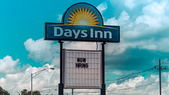 Franchises struggle to hire (sniggie) Tags: daysinn fullemployment hospitality lodging nowhiring workers
