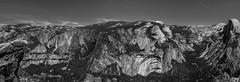 Yosemite (B&W) (WestEndFoto) Tags: agenre california landscapephotography natural flickrwestendfoto yosemite queueparktravelnextinline fother scape bsubject queueparkepnextinline us dgeography naturephotography flickr valley yosemitenationalpark unitedstatesofamerica