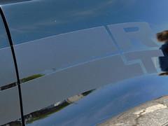 1973 Dodge Challenger (splattergraphics) Tags: 1973 dodge challenger ebody mopar stripe carshow cruisinoceancity oceancitymd