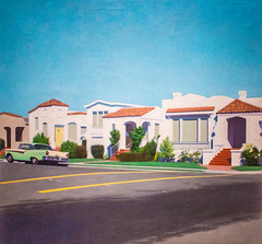1957 Ford (Thomas Hawk) Tags: 1957ford america bayarea california eastbay museum omca oakland oaklandmuseum oaklandmuseumofcalifornia robertbechtle sfbayarea usa unitedstates unitedstatesofamerica westcoast auto automobile car norcal painting